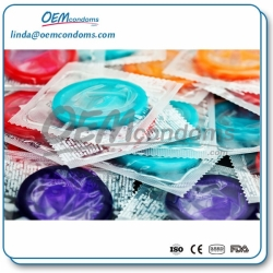 Flavored & Real tastes condoms