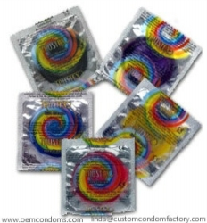 Condoms in bulk